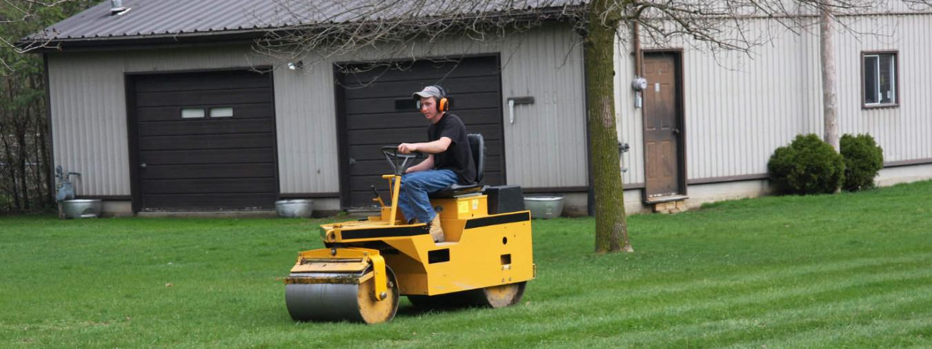 Lawn Care Rochester Ny Landscape Webster Lawn Mower